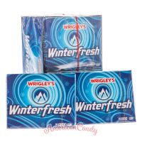 KNÜLLER 10x Wrigley's Extra Winterfresh 15er