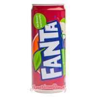 Fanta Apple & Sour Cherry