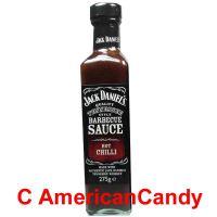 Jack Daniel's BBQ Sauce Hot Chilli