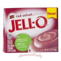 Jell-O Red Velvet Instant Pudding & Pie Filling