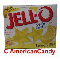 Jell-O Instant Pudding Gelatin Dessert Lemon