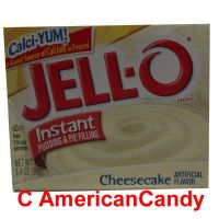 Jell-O Instant Pudding & Pie Filling Cheesecake