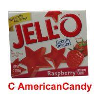 Jell-O Instant Pudding Gelatin Dessert Raspberry