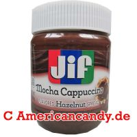 Jif Mocha Cappuccino Hazelnut Spread 368g