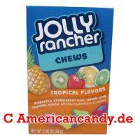 Jolly Rancher Tropical Fruit Chews