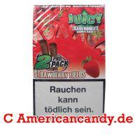 Juicy Zigarrenumblatt Strawberry Fields