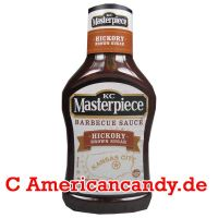 KC Masterpiece BBQ Sauce Hickory Brown Sugar 510g