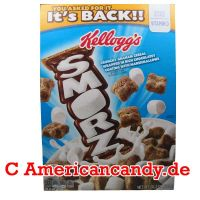 Kellogg's Smorz (Marshmallow Cerials)
