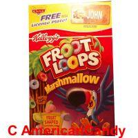 Kellogg's Froot Loops Marshmallow 357g