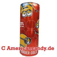 Minions Kinder Cola