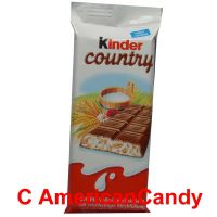 Ferrero Kinder Country