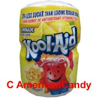 Kool Aid Barrel Lemonade 538g