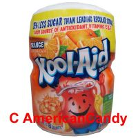 Kool Aid Barrel Orange 538g