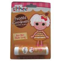 Lalaloopsy Frosted Cinnamon Lip Balm