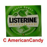 "Listerine  Pocket Paks ""Fresh Burst"""