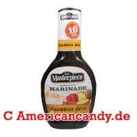 KC Masterpiece Marinade Caribbean Jerk 473ml