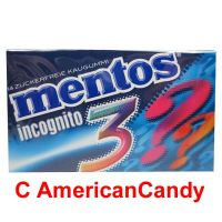 Mentos Incognito 3 Gum