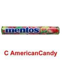 Mentos Duo Strawberry Lime