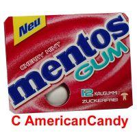 Mentos Gum Cherry Mint
