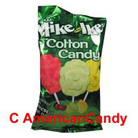 Mike & Ike COTTON CANDY Fruit Flavored