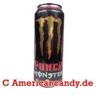 Monster Punch Baller's Blend Energy Drink 500 ml