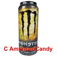Monster Rehab Tee + Lemon Energy Drink 500 ml