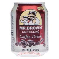 Mr. Brown Cappuccino