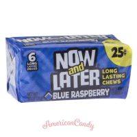 Now and Later Blue Raspberry