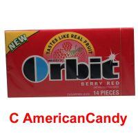 Wrigley's Orbit Berry Red