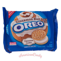 Oreo Cinnamon Bun Limited Edition 345g
