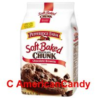 Pepperidge Farm Soft Baked Chocolate Brownie Cookies 244g