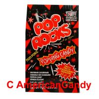 Pop Rocks Popping Candy Strawberry 7g