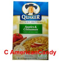 Quaker Instant Oatmeal Apples & Cinnamon 350g