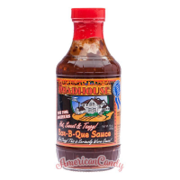 Roadhouse Hot, Sweet & Taggy BBQ Sauce 538g