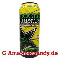 Rockstar Super Sours Lime Energy Drink