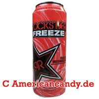 Rockstar Freeze Frozen Watermelon Energy Drink