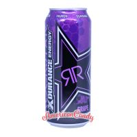 Rockstar XDurance Grape Energy Drink