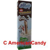 Sipahh Trinkhalme Schokolade 10er Pack