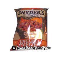 Snyder's Pretzel Pieces Cheddar Cheese