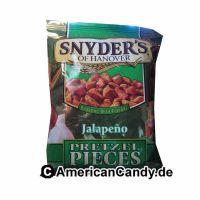 Snyder's Pretzel Pieces Jalapeno