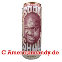 Arizona Shaq Soda Vanilla Cream Soda 695ml