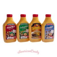 KNÜLLER  3x440ml Squeeze Cheese Nachosaucen Mix