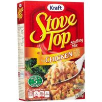 Kraft Stove Top Stuffing Mix for Chicken 170g
