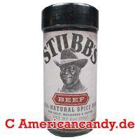 Stubb's BEEF Spice Rub (Gewürz)