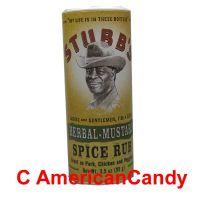 Stubb's Herbal-Mustard Spice Rub 99g (Gewürz)
