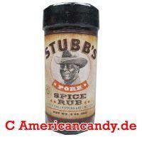 Stubb's PORK Spice Rub (Gewürz)