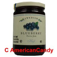 Swedish Jam Blueberry 450g