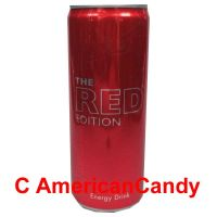 """Red Bull """"The Red Edition"""" Cranberry Energy Drink"""