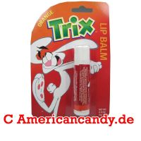 Trix Orange Lip Balm