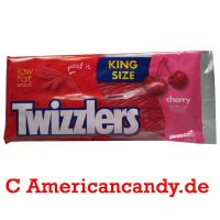 Twizzlers Pull-n-Peel Cherry KING SIZE